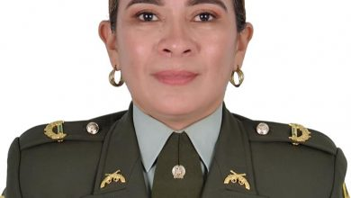 Photo of NUEVA COMANDANTE DE DISTRITO DE POLICÍA MELGAR LA MAYOR CARMEN ZORAIDA MONROY BERNAL
