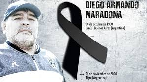 Photo of FALLECIÓ DIEGO ARMANDO MARADONA A SUS 60 AÑOS