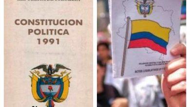 Photo of 30 AÑOS DE LA CONSTITUCIÓN POLÍTICA DEL 91
