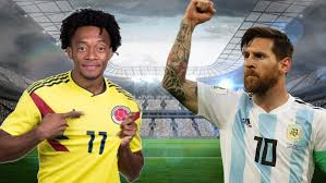Photo of COLOMBIA 🇨🇴 VS ARGENTINA